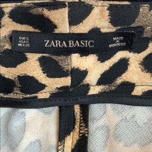 Zara Shorts - Zara high waist cheetah sorts
